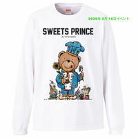 2/15 イベント用 sweets prince ロンT