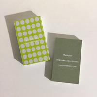 56d2_free 【カスタマイズ】名刺  ショップカード【100枚  】  オーダー