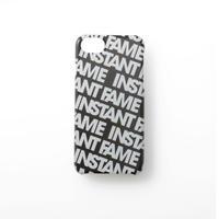 INSTANT FAME モノグラムiPhoneカバー iPhone7Plus/8Plus (K-19-002)