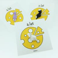 a.lat ピアス(片耳)