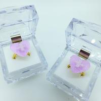 メディカルハートリング 薄紫