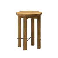 STATIC stool / Oak