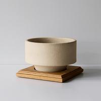 RECLAIM pot / Deep / BE / Oak