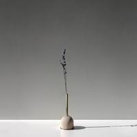 FUNNEL bud vase / S  / Maple