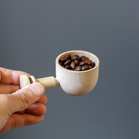 LEHTO coffee measure spoon / Maple