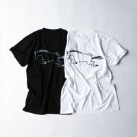 PRINTED T-SH【HORSE】 (バックプリントTee  馬)  A52006