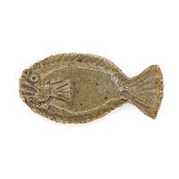 魚型箸置きその1・陶器の花川焼