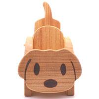 ワンちゃんリモコンラック・センダン木工品