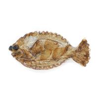 魚型箸置きその2・陶器の花川焼