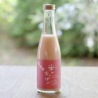 山口の米麹が生んだ、やさしい甘さの甘酒「米のおっぱい」(白)300ml×5本セット