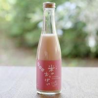 毎日手軽に栄養補給!すっきり飲みやすい甘酒「米のおっぱい」(白)300ml×10本セット