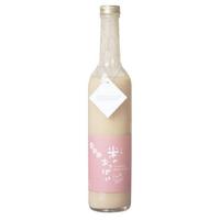 米麹と豆乳でつくられた山口の甘酒「米のおっぱい」(白)500ml×2本セット