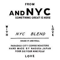NYC BLEND / 200g