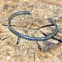 """LIGHTNING STAMP""Bangle"