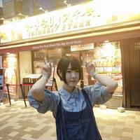 自称!いきなりステーキアイドル遠矢るいのプラチナカードになりたいんやー!!!