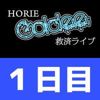 【50名限定】7/14(1日目)堀江Goldee救済4DAYSライブ 入場チケット