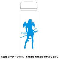 鬼瓦トイ子 生誕記念クリアボトル500ml【オンラインゲーム部、映画鑑賞部対象商品】