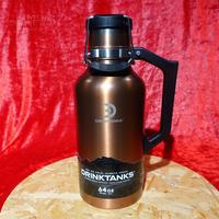 『DRINKTANKS』1.9L/64ozハーフガロングラウラー