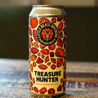 "CAN#94『Treasure Hunter』""トレジャーハンター"" SOUR SESSION IPA/4.7%/473ml by LITTLE BEAST Brewing"