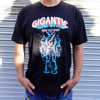 - Ginormo the Robot Tee - from GIGANTIC BREWING /ジャイノロボットTシャツ-