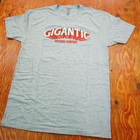 -Classic Gigantic Tees- GRAY -クラシックジャイガンティック Tシャツ- グレー