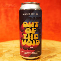 """CAN#161 『Out of the Void』 """"アウトオブザボイド"""" IPA/6.7%/473ml by BAERLIC Brewing."""