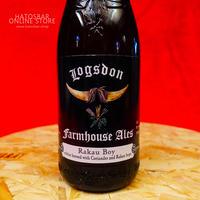 """BOTTLE#33『Raven & Rubus』""""レイブン&ルブス"""" Saison/8.0%/750ml by Logsdon Farmhouse Ales"""