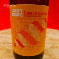 "BOTTLE#26『Saison Ellende』""セゾンエレンド""Saison/5.2%/375ml by UPRIGHT Brewing."