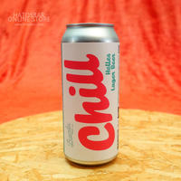 "CAN#57 『Chill』 ""チル"" Helles lager/4.5%/473ml by BAERLIC Brewing."