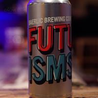 "CAN#98 『FUTURE ISMS』 ""フューチャーイズム"" DOUBLE HAZY IPA/8%/473ml by BAERLIC Brewing"
