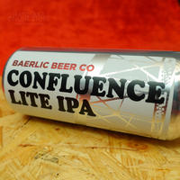 "CAN#97 『CONFLUENCE LITE』 ""コンフルエンス ライト"" IPA/4.6%/473ml by BAERLIC Brewing"