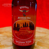 "BOTTLE#39『Spontane wilde』""スポンテイン ワイルド"" Sour Ale/7.4%/375ml by Logsdon Farmhouse Ales"