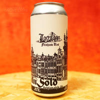"""CAN#165『SOLO』""""ソロ"""" Belgian-style Blonde Ale/6.5%/473ml by Logsdon Farmhouse Ales."""