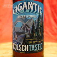 "BOTTLE#60『KÖLSCHTASTIC』""ケルシュタスティック"" Kölsch. alc. 5.2%/500ml by GIGANTIC Brewing."