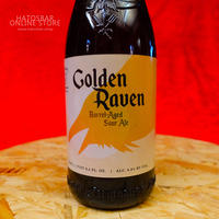 "BOTTLE#34『Golden Raven』""ゴールデン レイブン"" Barrel Aged Saison/8.3%/750ml by Logsdon Farmhouse Ales"