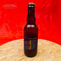 "BOTTLE#18『Stone Junkie』""ストーンジャンキー"" Saison/6.0%/375ml by UPRIGHT Brewing."