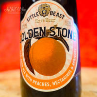 "BOTTLE#45『GOLDEN STONE』""ゴールデン ストーン"" Oak-Aged Ale/8.1%/375ml by LITTLE BEAST Brewing"