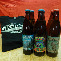 """""""GIGANTIC BREWING"""" SELECT BEER & T shirts SET(限定5箱)"""