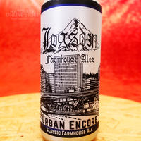 "CAN#111『URBAN ENCORE』""アーバンアンコール"" Classic Farmhouse Ale/5.0%/473ml by Logsdon Farmhouse Ales"