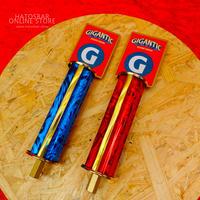 "『GIGANTIC Tap Handle』""ジャイガンティック タップハンドル"" by GIGANTIC Brewing."