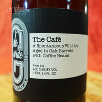 "BOTTLE#83 『The Cafe』 ""ジ カフェ""  a Spontaneous wild ale/5.5%/750ml by de Garde Brewing."