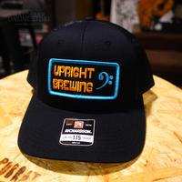 UPRIGHT BREWING  -LOGO CAP - アップライトブリューイング・ロゴキャップ