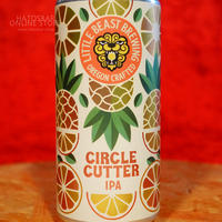 "CAN#138『CIRCLE CUTTER』""サークルカッター"" IPA /6.5%/473ml by LITTLE BEAST Brewing."