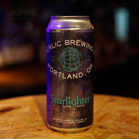 "CAN#100『Starlighter』 ""スターライター"" DARK GOSE/6.3%/473ml by BAERLIC Brewing"
