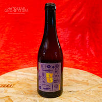 "BOTTLE#20『Ives』""アイヴス"" Lambic/7.0%/375ml by UPRIGHT Brewing."