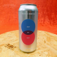 "CAN#105 『Day By Day』 ""デイバイデイ"" HAZY LAGER/5.2%/473ml by BAERLIC Brewing."