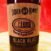 "BOTTLE#29『La Luna』""ラ ルナ"" Barrel Aged Cider/7.1%/500ml by Cider Riot!"