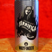 "CAN#145『Terrifica』""テリフィカ"" Italian-Style PILSNER/4.7%/473ml by WAYFINDER Beer."