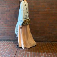 American vintage  アシンメトリーロングスカート