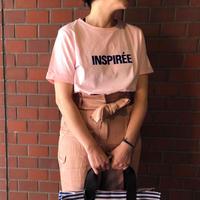 SUNCOO paris  サンクーパリ  INSPIRÉE Tシャツ